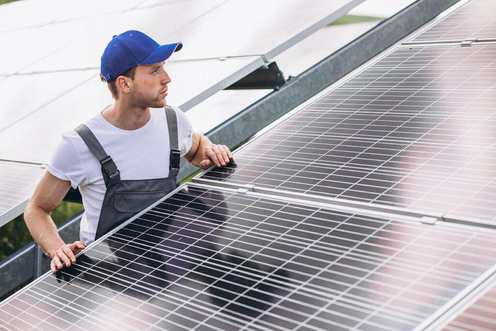 Nachylenie i usytuowanie paneli słonecznych