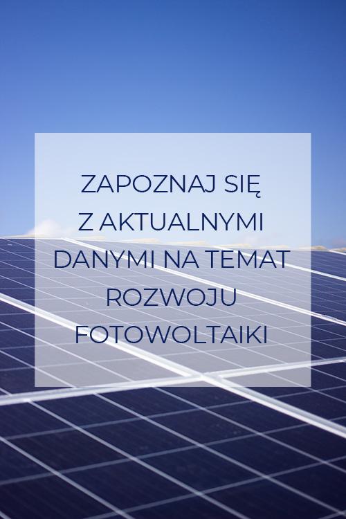 Aktualne dane na temat rozwoju fotowoltaiki w Europie i Polsce na lata 2020-2040