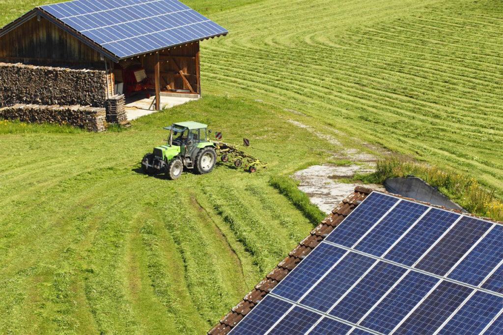Ulga inwestycyjna dla rolników na montaż instalacji fotowoltaicznej