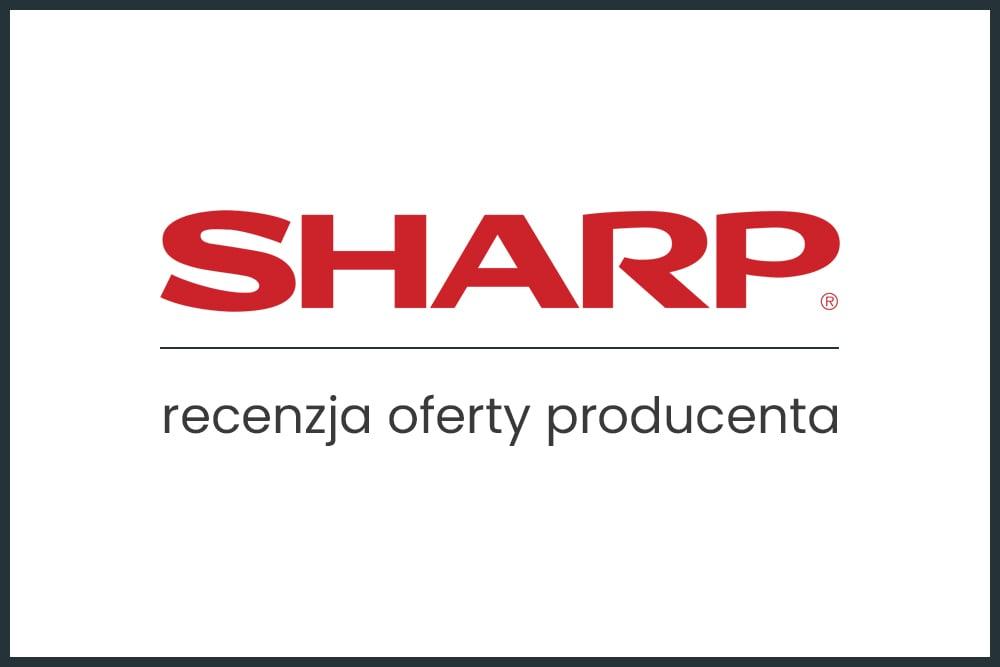 Panale fotowoltaiczne Sharp - opis producenta